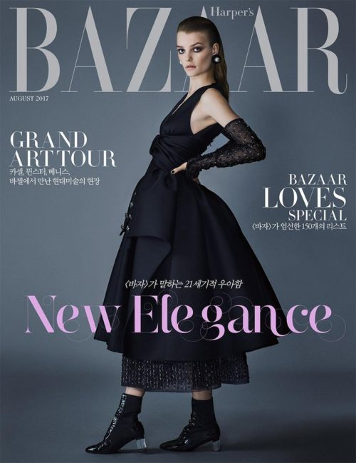 Haper's Bazaar Korea